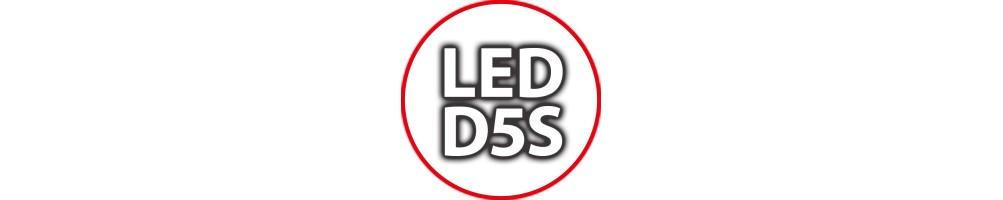 Kit Luci Led D15 per Auto Camion Lampade per Fari Bi-xenon Anabbagl...