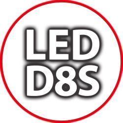 Kit led D8S