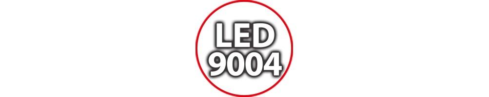 Kit Luci Led 9004 per Auto Moto e Camion: Lampade per Fari Anabbaglian