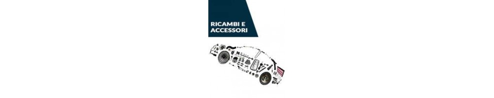 Ricambi e accessori specifici per bmw 5 F10 F11. Prodotti specifici e