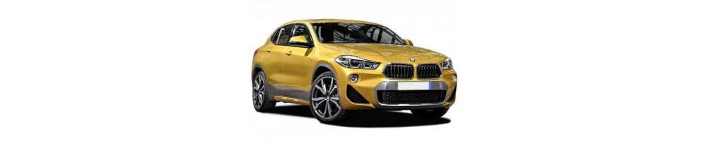 Kit led e kit xenon per BMW X2 anabbaglianti abbaglianti fendinebbia,