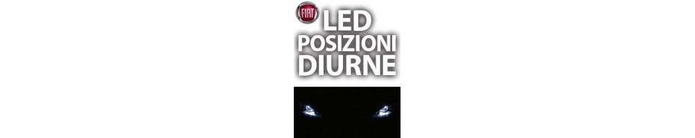 LED POSIZIONI O DIURNO fiat 500x SPECIFICHE LAMPADE SPECIFICHE  CANBUS