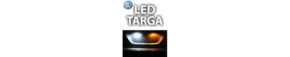 LUCI TARGA LED volkswagen TIGUAN 2 ii plafoniera targa LAMPADE placca