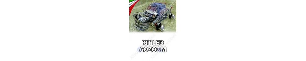 kit led p auto con massima qualità LED progettato per durare nel tempo